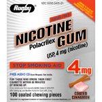 Image 0 of Nicotine Coated Cinnamon 4 Mg Gum 100 Ct