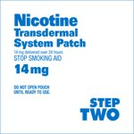 Image 0 of Nicotine Transdermal Patches 14 Mg 14 Ct