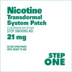 Image 0 of Nicotine Transdermal 21 Mg Patches 14 Ct.