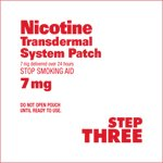 Image 0 of Nicotine Transdermal 7 Mg Patches 14 Ct.
