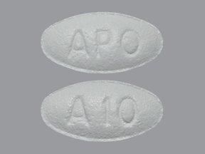 Atorvastatin 10 Mg 1000 Tabs By Apotex Corp.