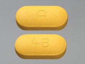 Glyburide And Metformin 5-500MG 500 Tabs By Aurobindo Pharma