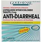 Image 0 of Anti-Diarrheal Imodium 2mg Caplets 12