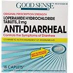 Image 0 of Anti-Diarrheal Imodium 2mg Caplets 18
