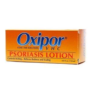Oxipor Psoriasis Lotion 5% Coal Tar 4 oz