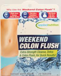 Weekend Colon Flush Soft Gels 16 Caps