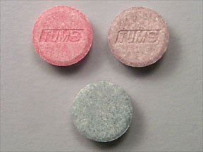 Image 0 of Tums Extra Tablet Berry Single 12X12Ct By Glaxo Smith Kline