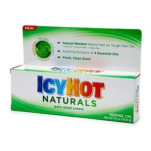 Icy Hot Arthritis Cream 2.5 oz By Chattem Drug & Chem Co