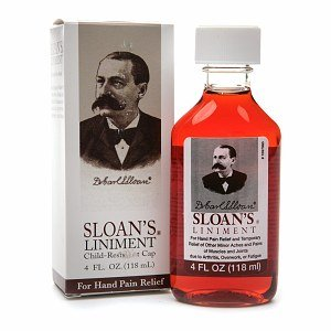 Sloans Linimint 4 oz