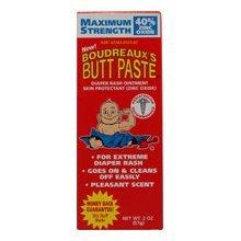 Boudreaux Butt Paste Max Strength 2 Oz By C B Co Inc