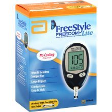 Freestyle Freedom Lite Meter By Abbott Diabetes Care Sales