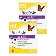 Freestyle Insulinx Test Strip 50Ct By Abbott Diabetes Care Sales