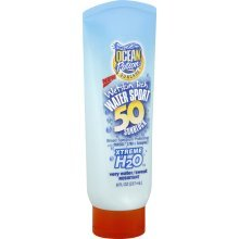 Ocean Potion Suncare Sunblock, Water Sport SPF 50 - 8 fl oz (237 ml)