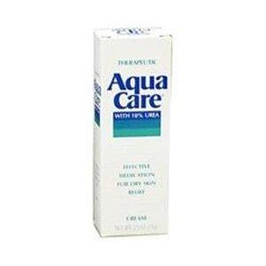 Aquacare Cream 10% Urea 2.5 Oz