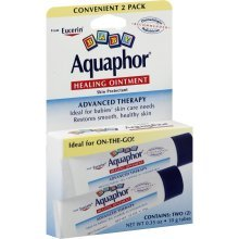 Aquaphor Baby Healing Ointment, Advanced Therapy - 2 - 0.35 oz (10 g) tubes