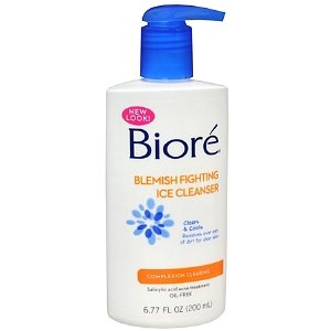 Biore Blemish Fighting Ice Cleanser 6.77 fl oz