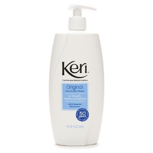 Keri Daily Dry Skin Therapy, Original 20 oz (567 g)