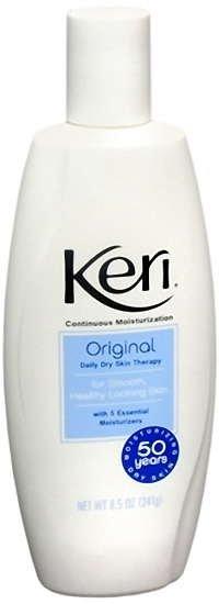 Keri Original Dry Skin Lotion Soothing Skin Formula 8.5 oz