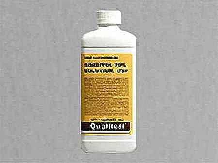 Sorbitol 70% Sol 16 Oz BY Qualitest Brand
