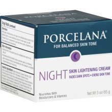 Porcelana Skin Lighten Cream Night 3 Oz