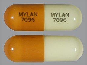 Bromocriptine Mesylate 5 Mg 30 Caps By Mylan Pharma.