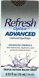 Refresh Optive Advanced Drops 10 Ml