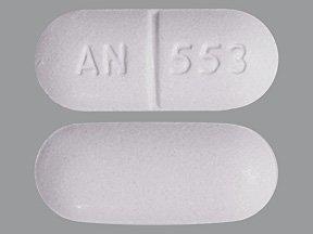 Metaxalone Generic Skelaxin 800 Mg Tabs 100 By Amneal Pharma