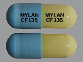 Fenofibric Acid Gen Trilipix 135 Mg Dr Caps 90 By Mylan Pharma
