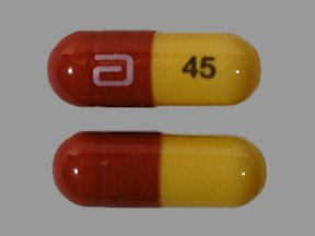 Fenofibric Acid Gen Trilipix 45 Dr Mg Caps 90 By Global Pharma