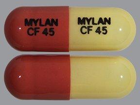 Fenofibric Acid Gen Trilipix 45 Mg Dr Caps 90 By Mylan Pharma