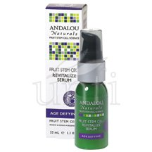Age Defying Revitalzng Serum Fruit Stem Cell 1.1 Oz By Andalou Naturals