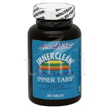 Innerclean Herbal Blnd 200 Tab By At Last Naturals