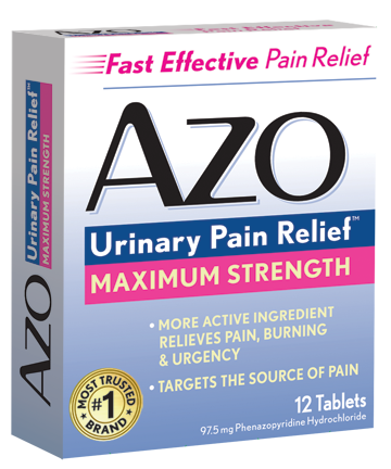 Azo Max Blistered Tablets 1x12 Tab Each by AZO