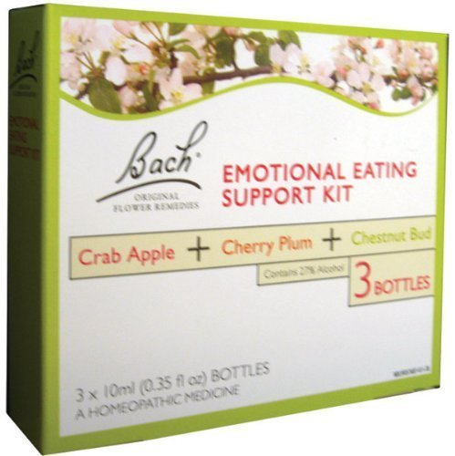 Image 0 of Emotional Eating Kit 1x3/10 ML Each by BACH
