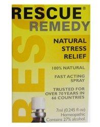 Image 0 of Bach Rescue Remedy Spray 7 Ml