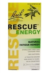 Image 0 of Rescue Energy 1x20 ML Each by BACH