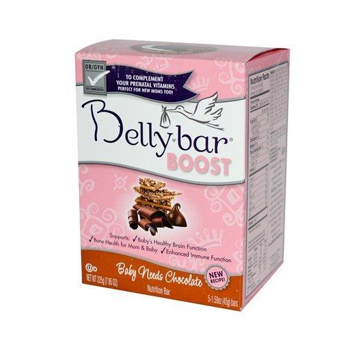 Bar Baby Needs Chocolate 1x5/1.59 oz Each by BELLYBAR