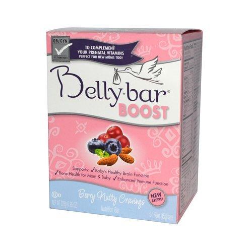 Bar Berry Nutty Cravings 1x5/1.59 oz Each by BELLYBAR