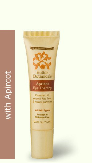 Image 0 of Apricot Eye Therapy 1x.5 oz Each by BETTER BOTANICALS