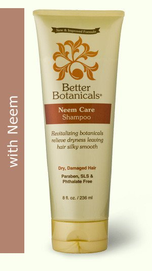 Image 0 of Shampoo Neem Care 1x8 Fluid oz Each by BETTER BOTANICALS