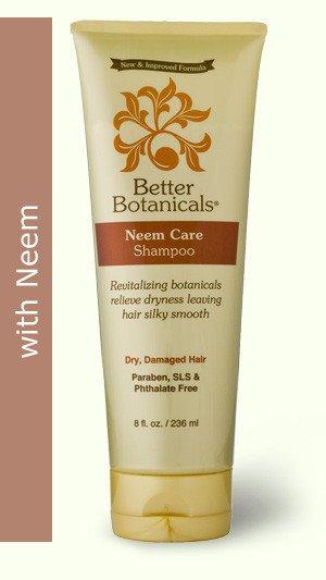 Image 0 of Shampoo Neem Care 1x8 Fluid oz Each by BETTER BOTANICALS