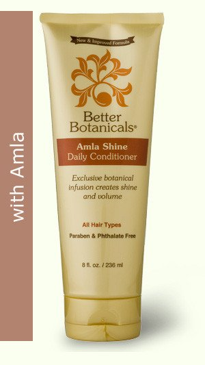Image 0 of Conditioner Amla Shine 1x8 Fluid oz Each by BETTER BOTANICALS
