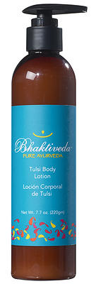 Image 0 of Body Lotion Tulsi 1x7.7 Fluid oz Each by BHAKTIVEDA