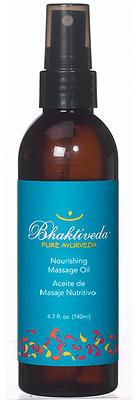 Image 0 of Massage Oil Nourishing 1x4.2 Fluid oz Each by BHAKTIVEDA