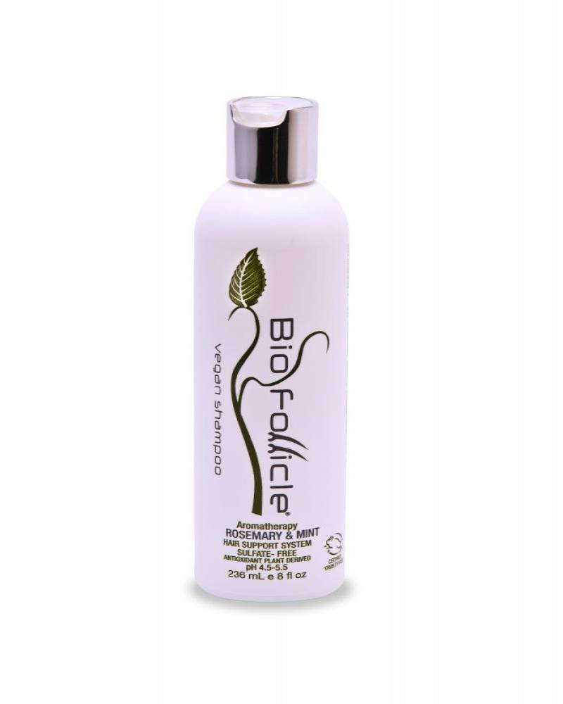 Image 0 of Shampoo Rosemary Mint S/F 1x8 Fluid oz Each by BIO FOLLICLE