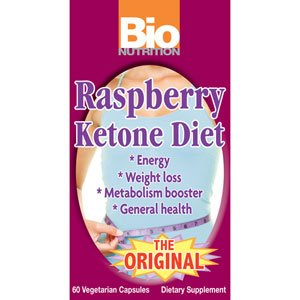 Image 0 of Raspberry Ketone Diet 1x60 VCap Each by BIO NUTRITION INC