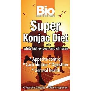 Image 0 of Super Konjac Diet 1x90 VCap Each by BIO NUTRITION INC