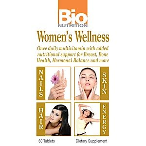 Image 0 of Women'S Wellness 1x60 Tab Each by BIO NUTRITION INC