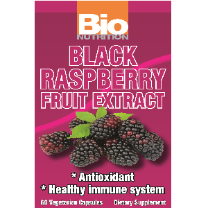 Image 0 of Black Raspberry Frt Extract 1x60 VCap Each by BIO NUTRITION INC