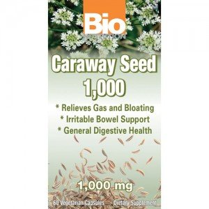 Image 0 of Caraway Seed 1 000Iu 1x60 VCap Each by BIO NUTRITION INC